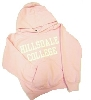 Image for HOODED SWEATSHIRT - PINK YOUTH
