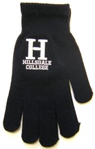 Image For GLOVE - NAVY BLUE KNIT